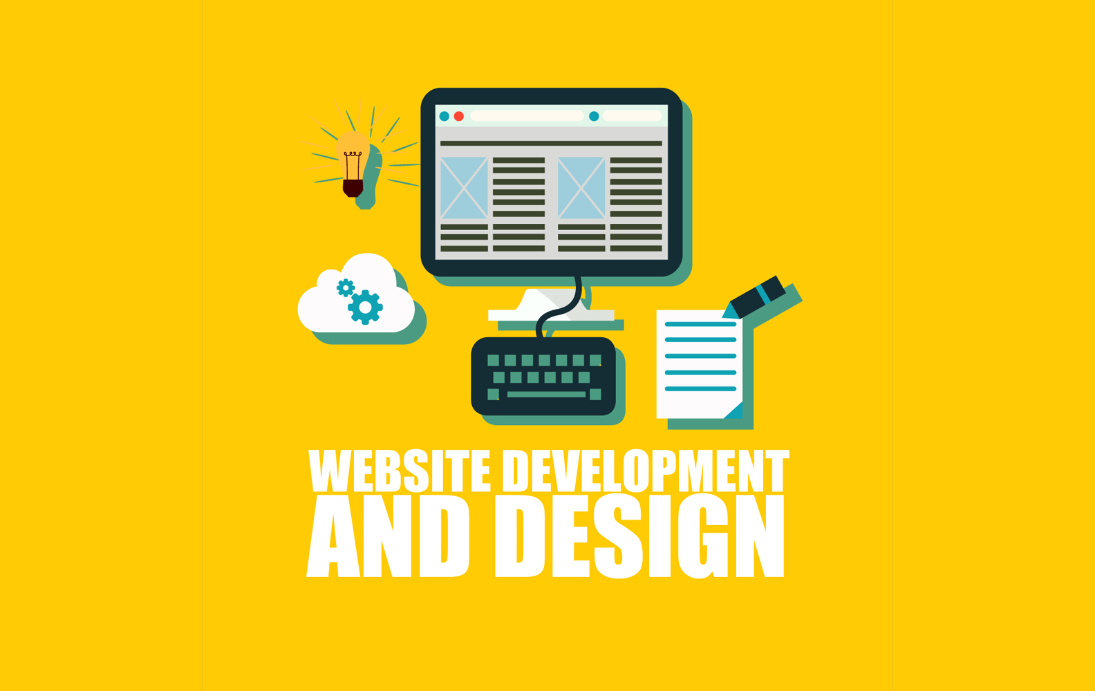 Website design from only £250 NW6