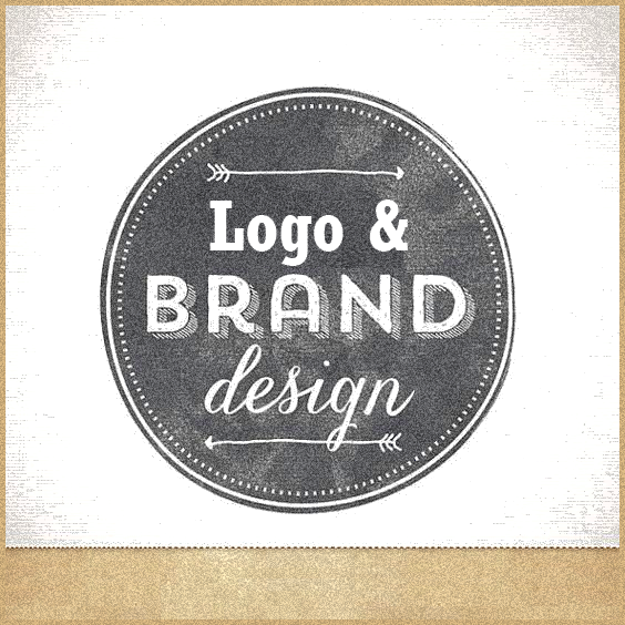Logo design from £40